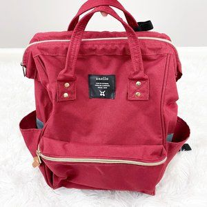 Anello Rucksack Rust Retro Structured Backpack